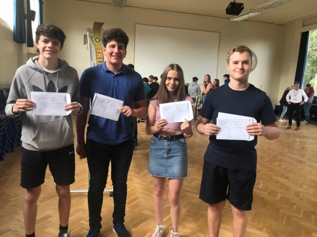 2019 GCSE RESULTS - Headlines