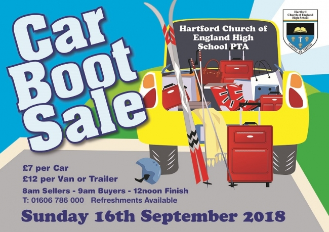 PTA Car Boot Sale