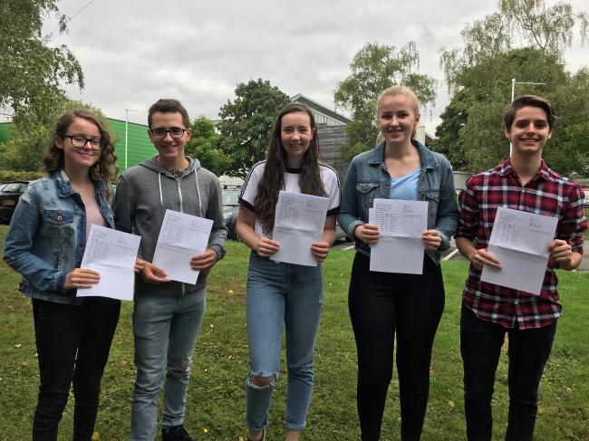 Summer 2018 GCSE Results